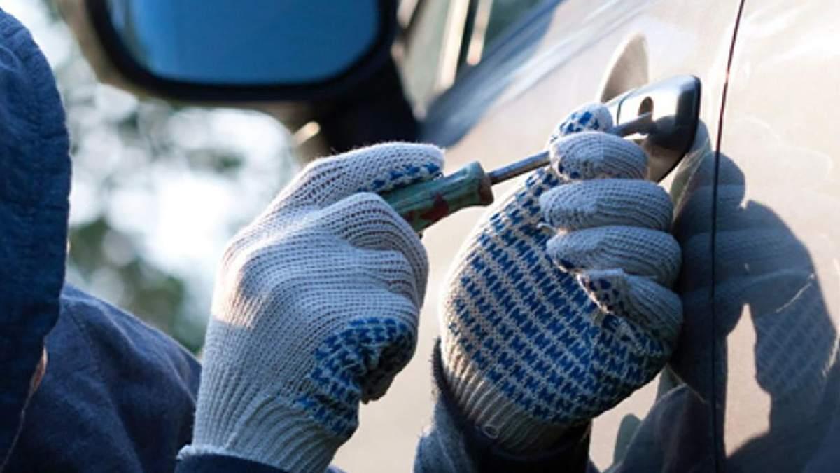 В Україні хочуть посилити відповідальність за викрадення авто