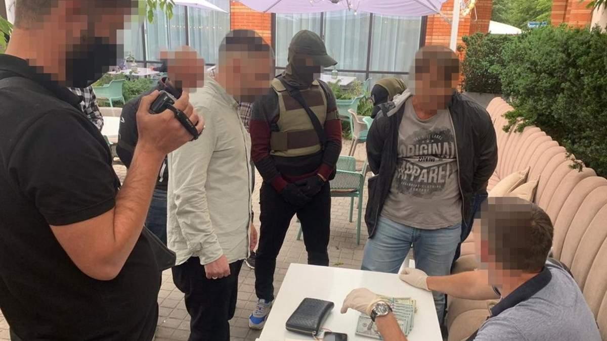 СБУ задержала Дмитрия Штанько - автора пленок Ермака
