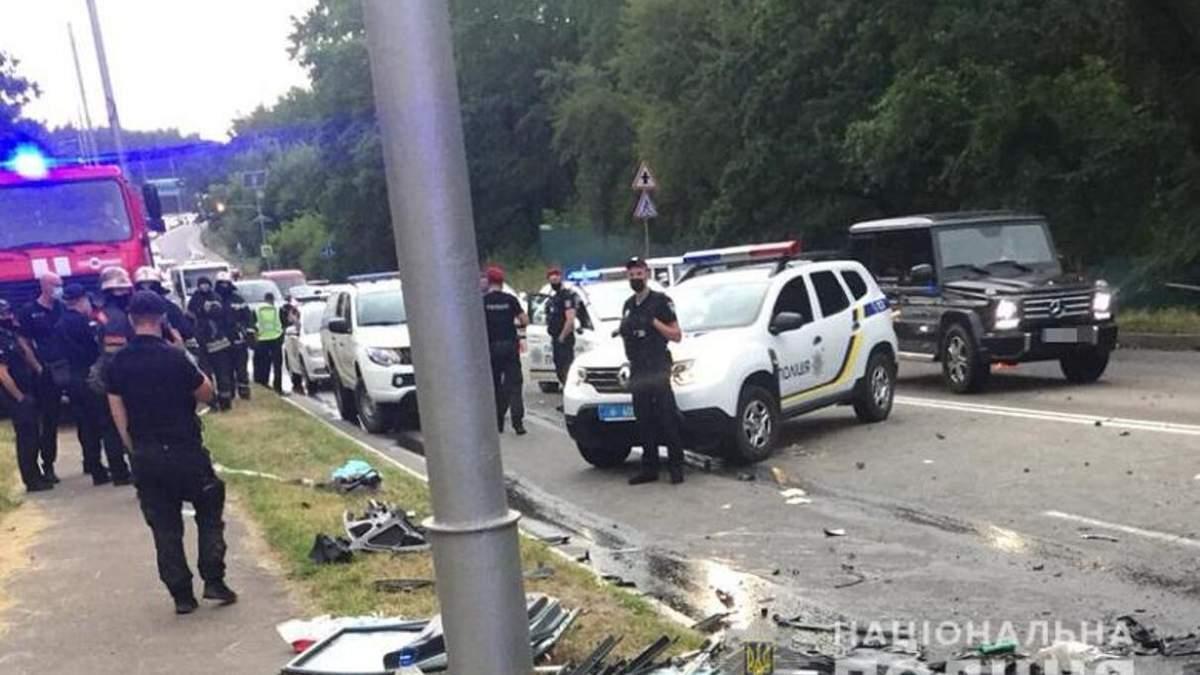 Авария под Киевом возле Козина – фото погибшей семьи Цуркановых