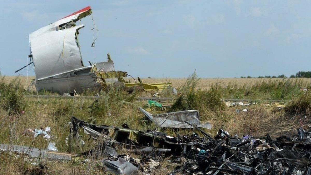 Нидерланды обвиняют Россию в нарушении трех статей Евроконвенции из-за сбития MH17