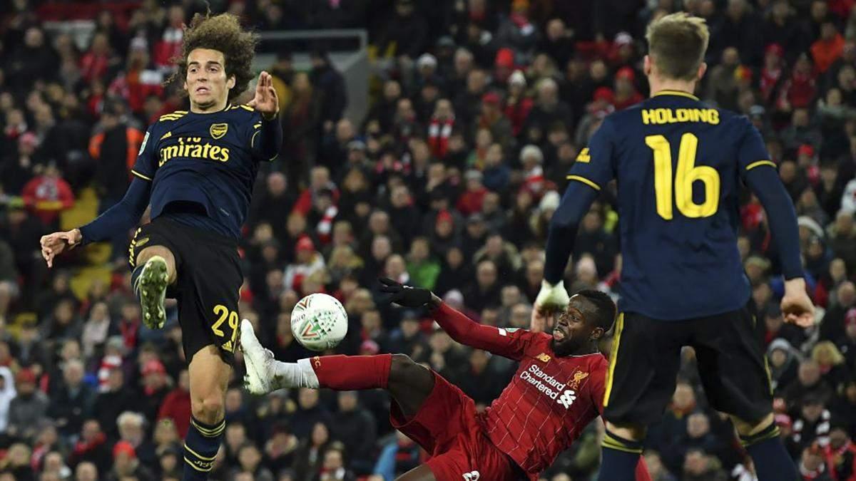 Арсенал – Ливерпуль: смотреть онлайн матч 15.07.2020 – АПЛ