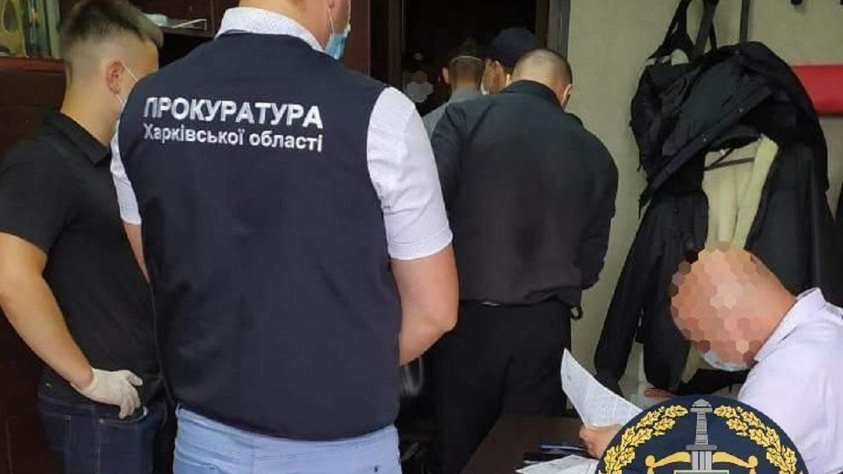 У Харкові викрили поліцейських-перевертнів