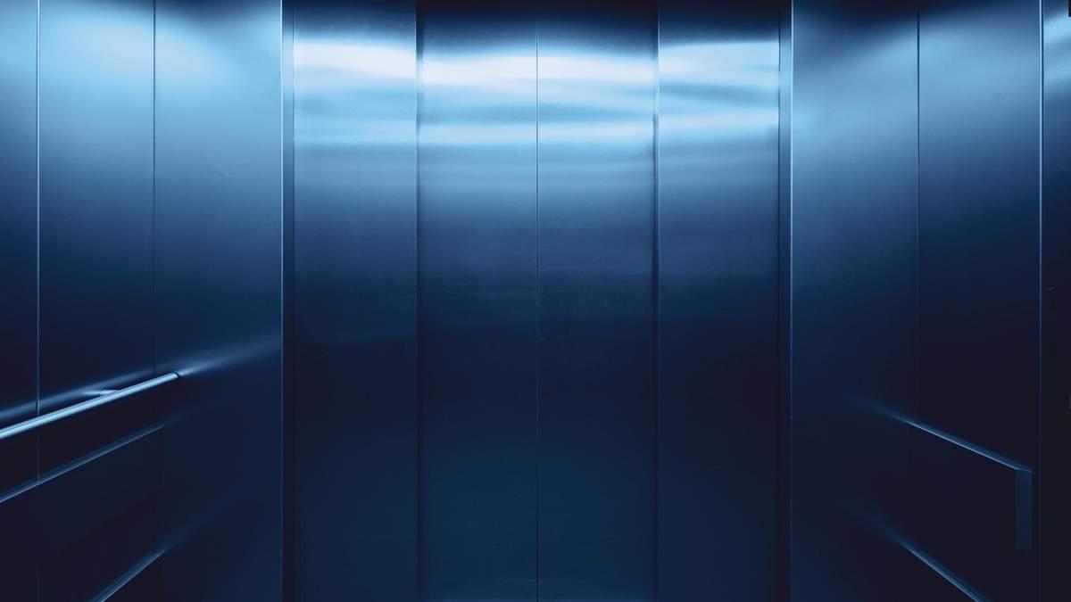 Заражение в лифте