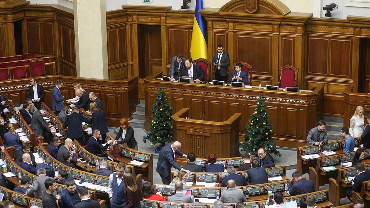 Рейтинг партий в Украине за июль 2020: результаты опроса