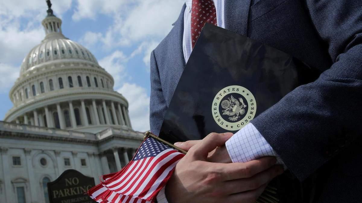 """Санкции США против """"Северного потока-2"""""""
