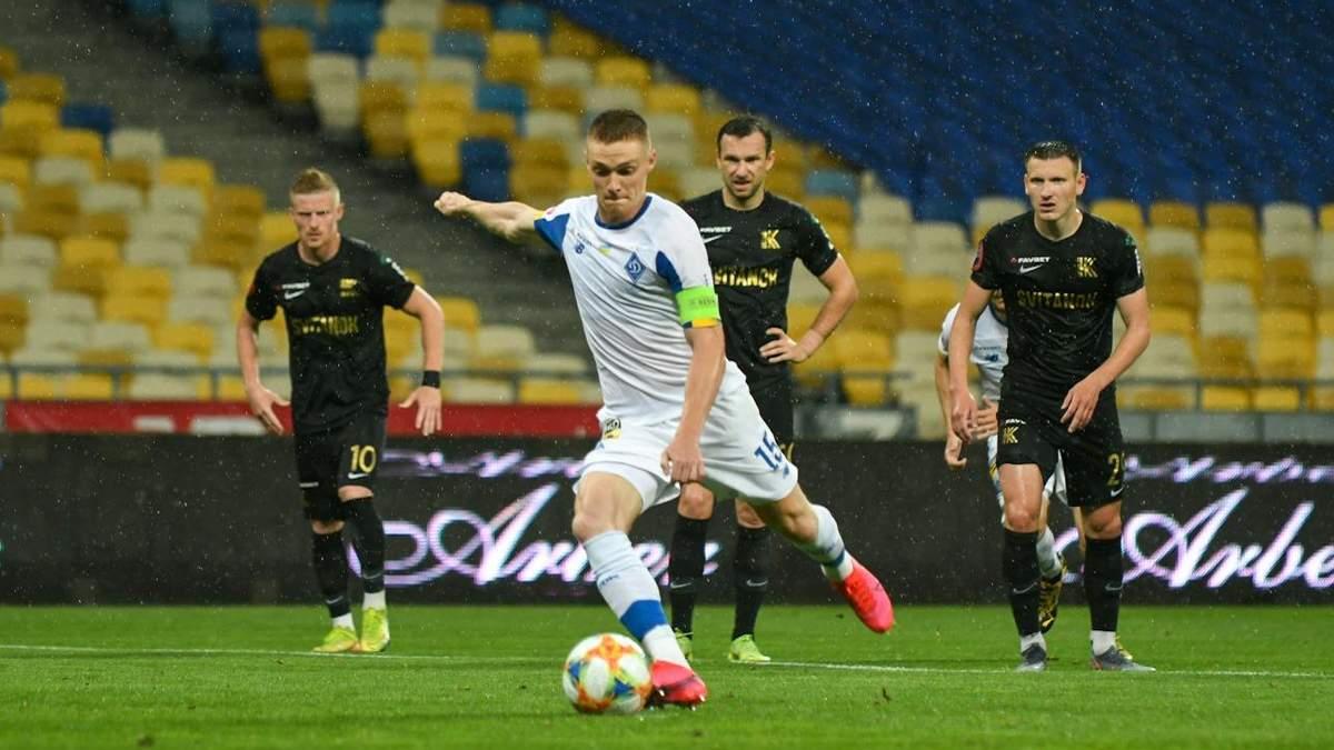 Колос – Динамо: прогноз, ставки на матч 19.07.2020 – УПЛ