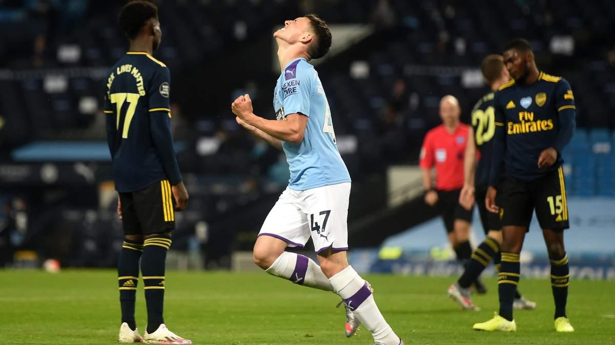 Арсенал – Манчестер Сити: прогноз, ставки на матч 18.07.2020
