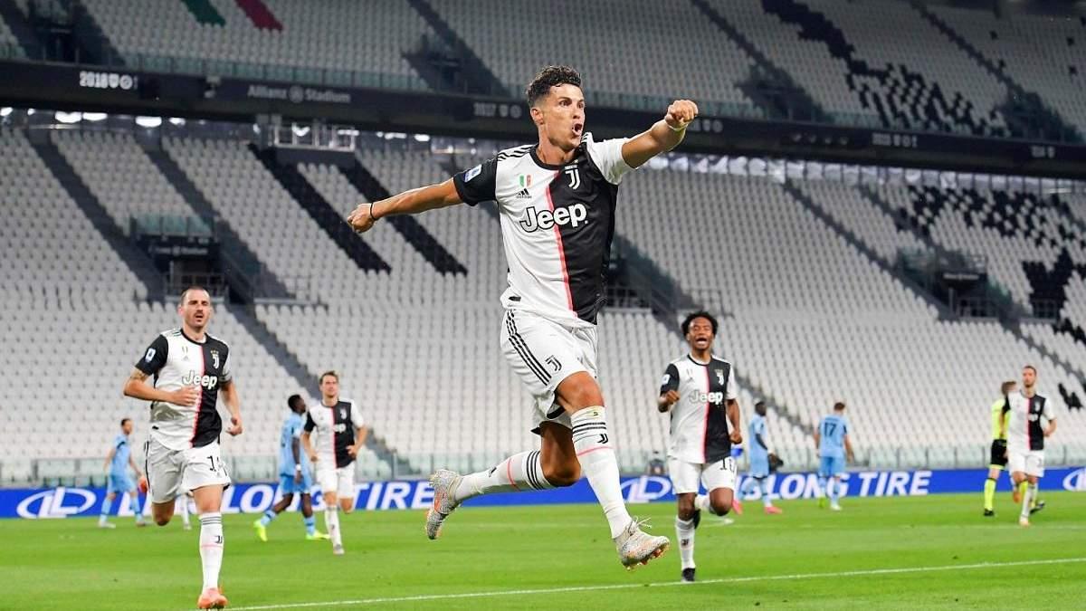 Ювентус – Лацио: результат матча и видео голов