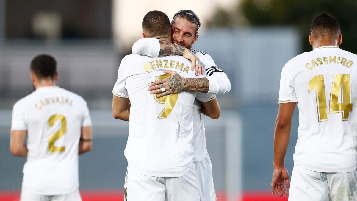 Реал став чемпіоном Іспанії – сезон Ла Ліга 2019-2020