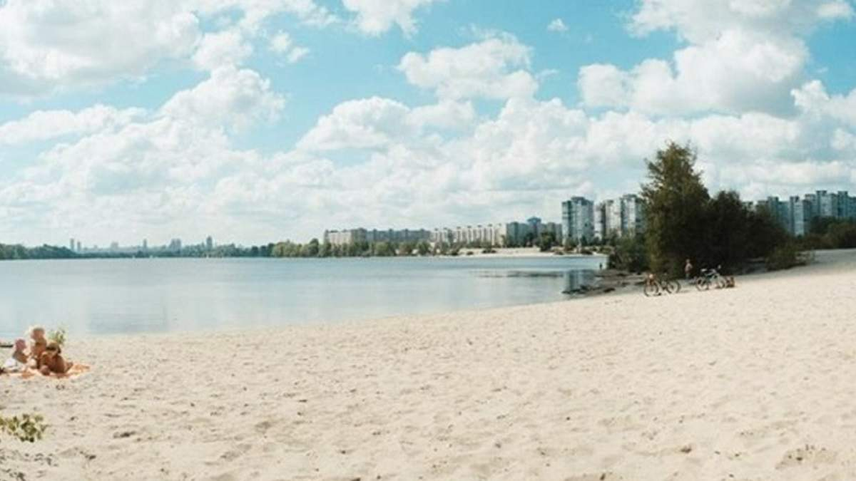 Пляжі Києва 2020 де не можна купатися: список на сьогодні