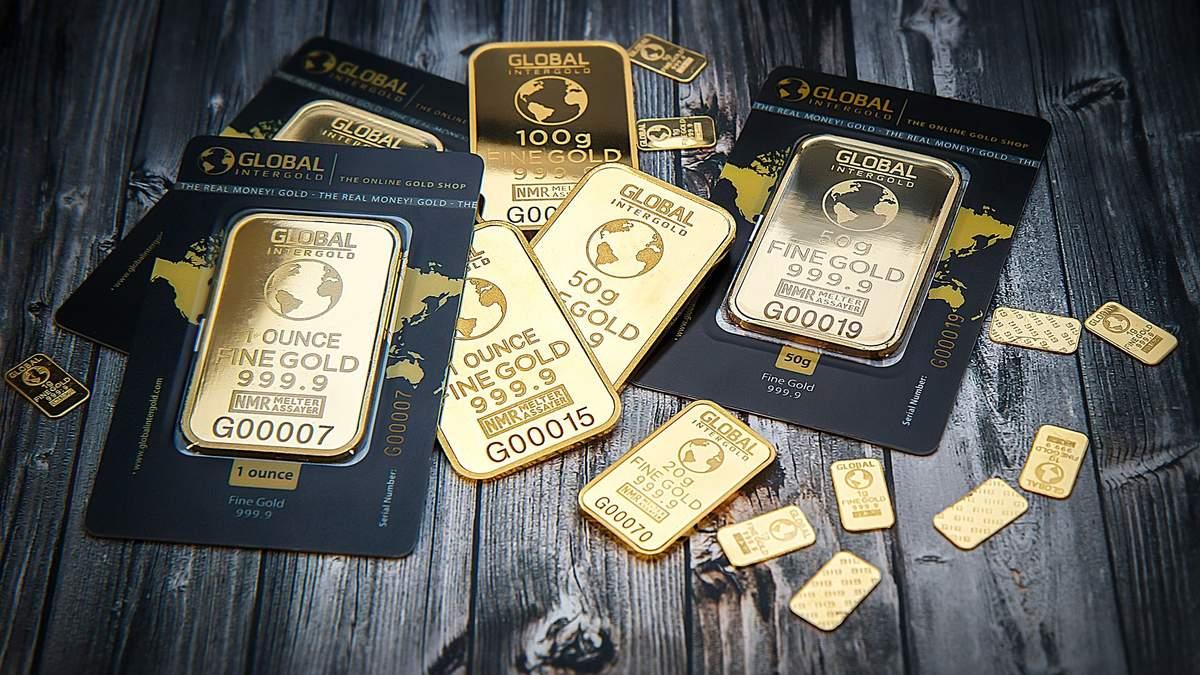 Ціна золота 16 липня 2020 року – чому золото не дорожчає