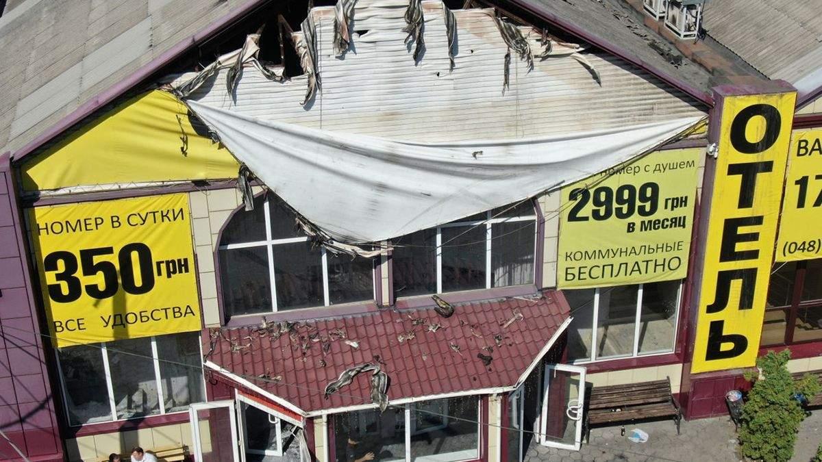 Смертельный пожар в гостинице Токио Стар в Одессе: избрали меру пресечения совладельцу Сергею Дурачу