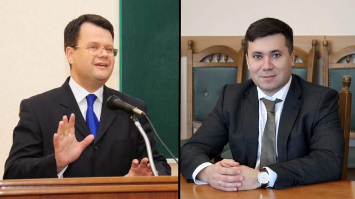 Гарбарук и Витренко стали заместителями министра образования