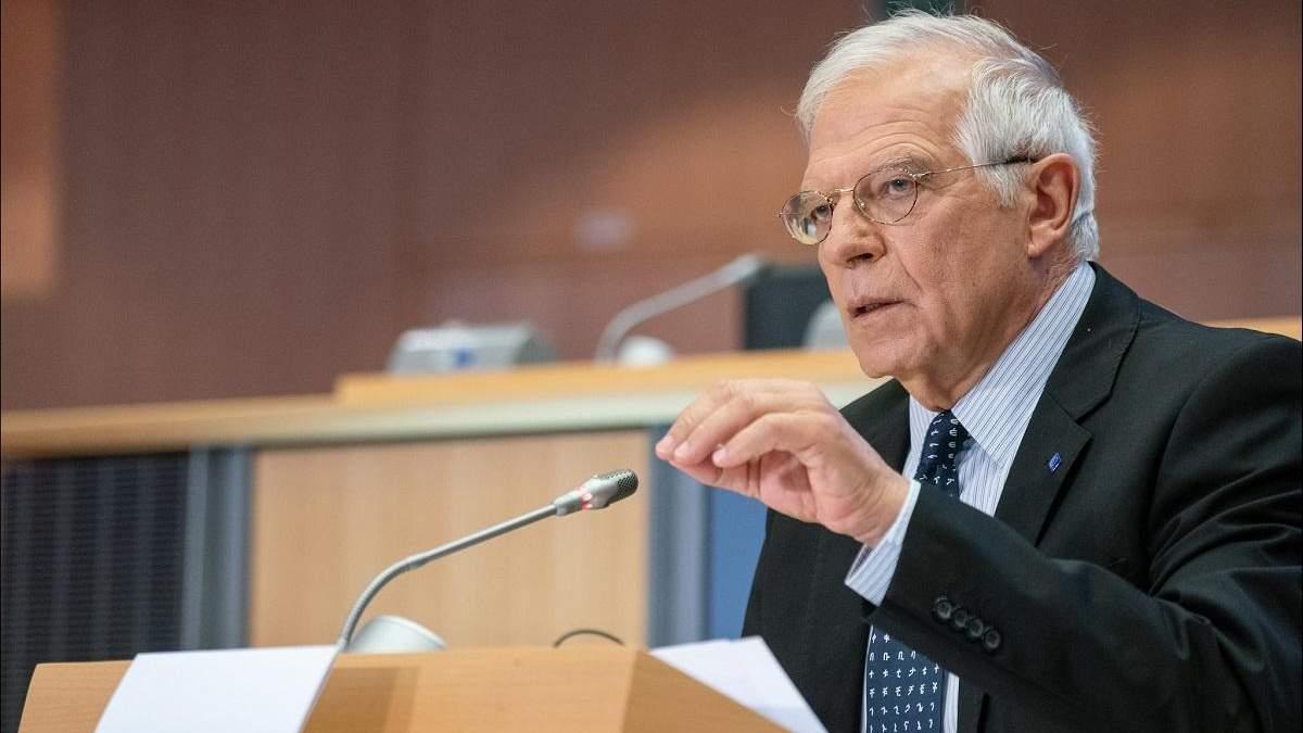 Хосеп Боррель: Россия должна взять на себя ответственность за авиакатастрофу MH17