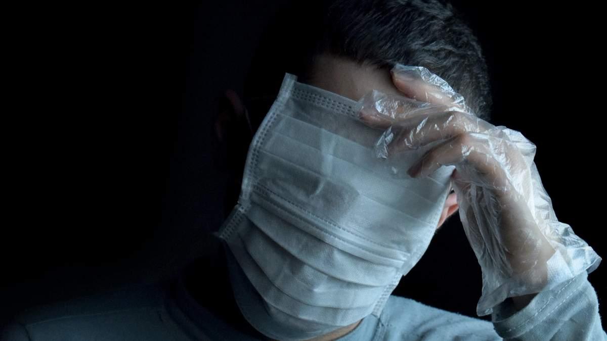 Повторне зараження коронавірусом