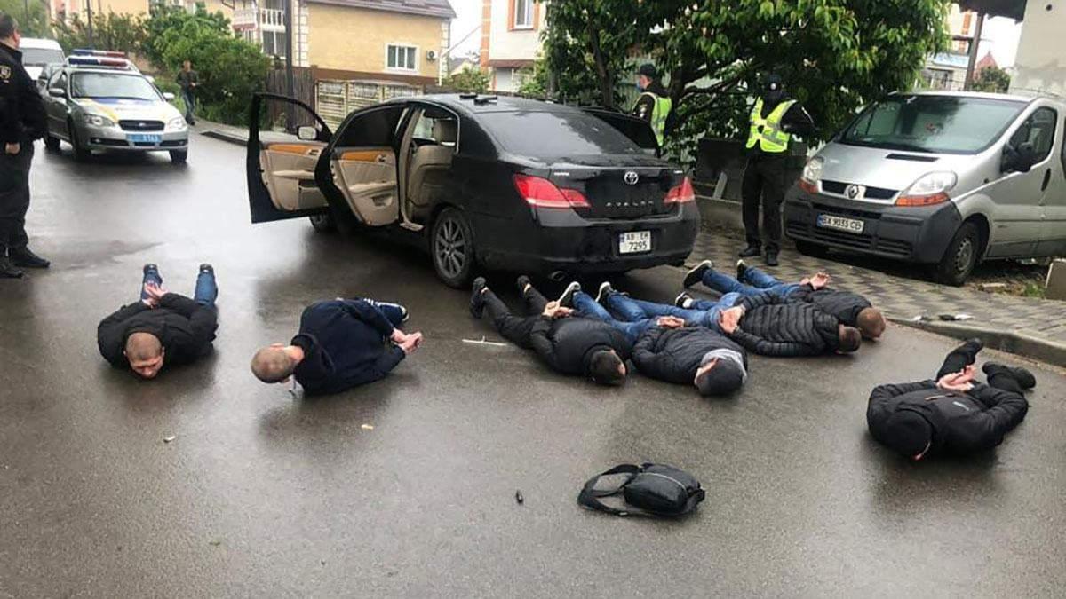 Стрілянина в Броварах: замовників не встановили