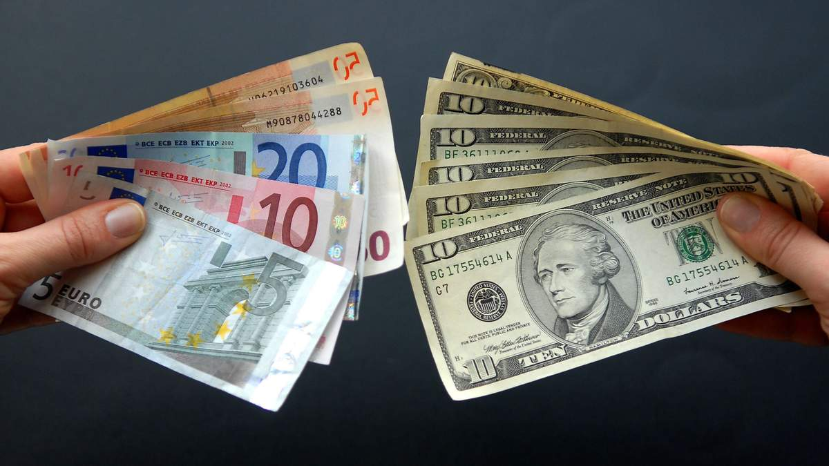 Євро і долар 2020: прогнози курсу валют, чому євро кращий