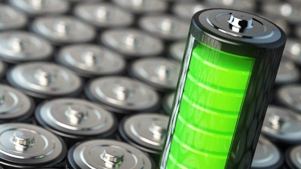 Нова розробка дасть змогу акумуляторам заряджатися швидше