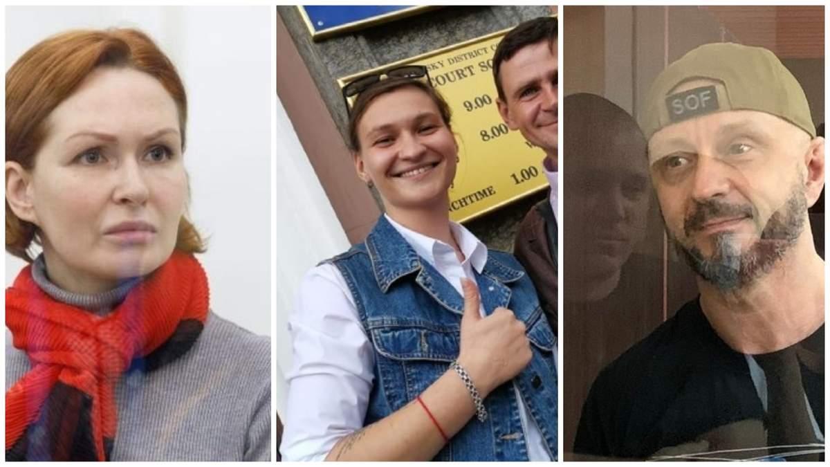 Состоялся суд по Антоненко, Кузьменко и Дугарь