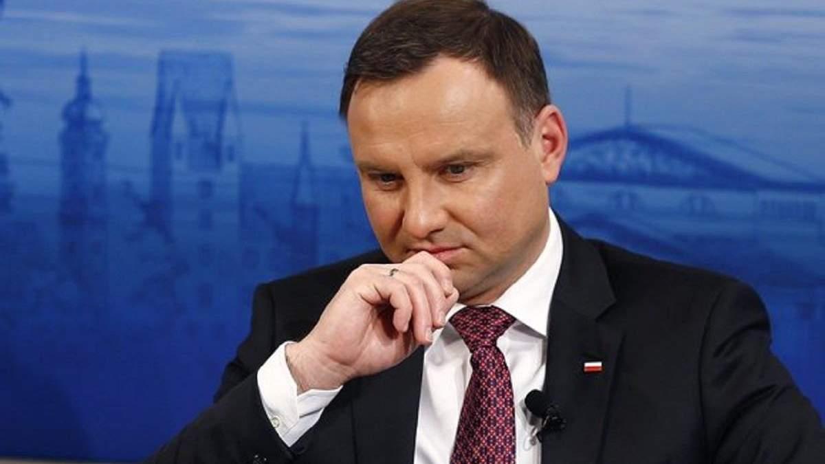 Вибори президента Польщі 2020: опозиція оскаржує результати