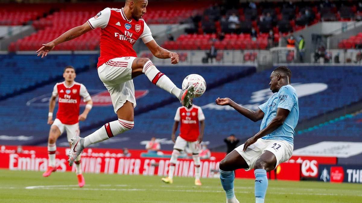 Арсенал – Манчестер Сити: результат и видео голов