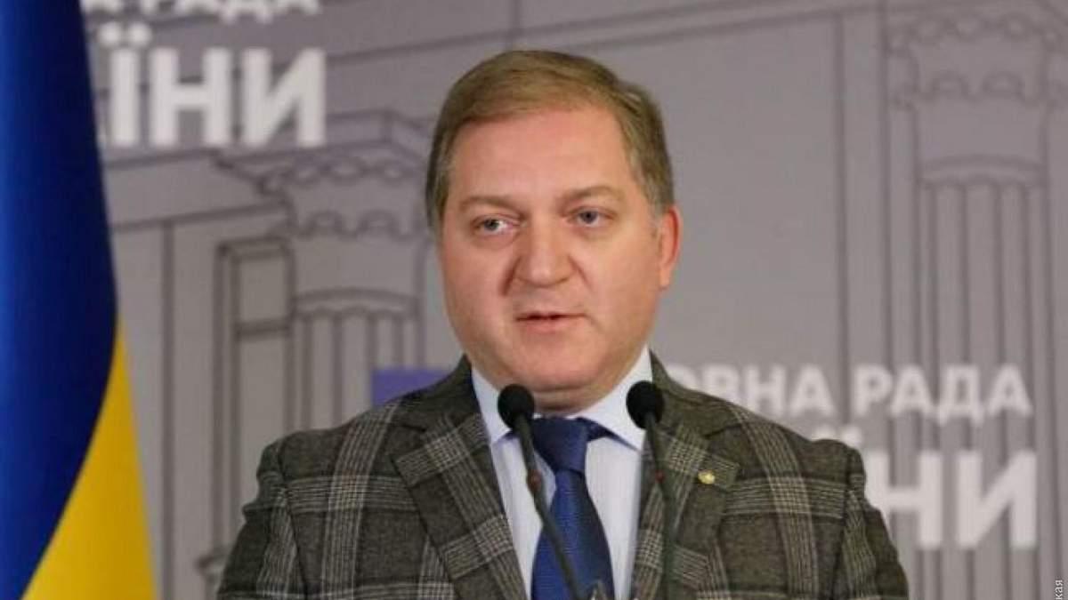 Депутат ОПЗЖ Волошин назвал Украину страной без суверенита