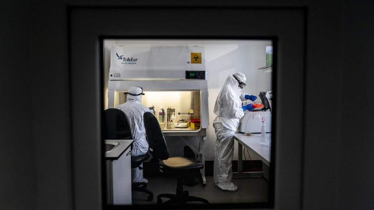 Завышенная смертность от коронавируса