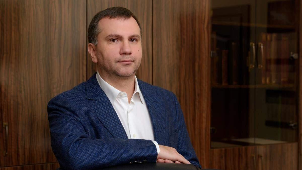 Обыски в Окружном суде Киева 17 июля 2020: подозрение Вовку