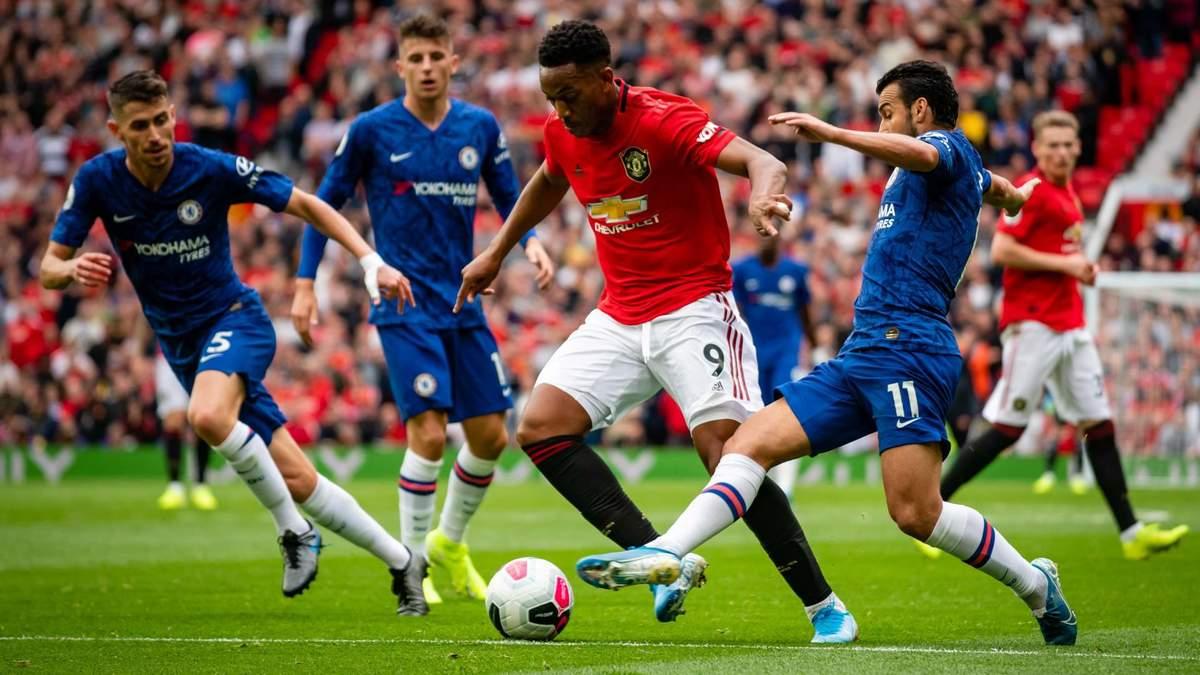 Манчестер Юнайтед – Челсі: де дивитися матч 19.07.2020 – АПЛ