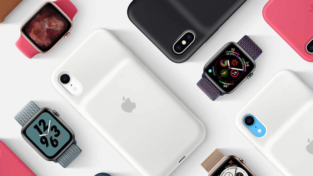 Новый чехол для iPhone