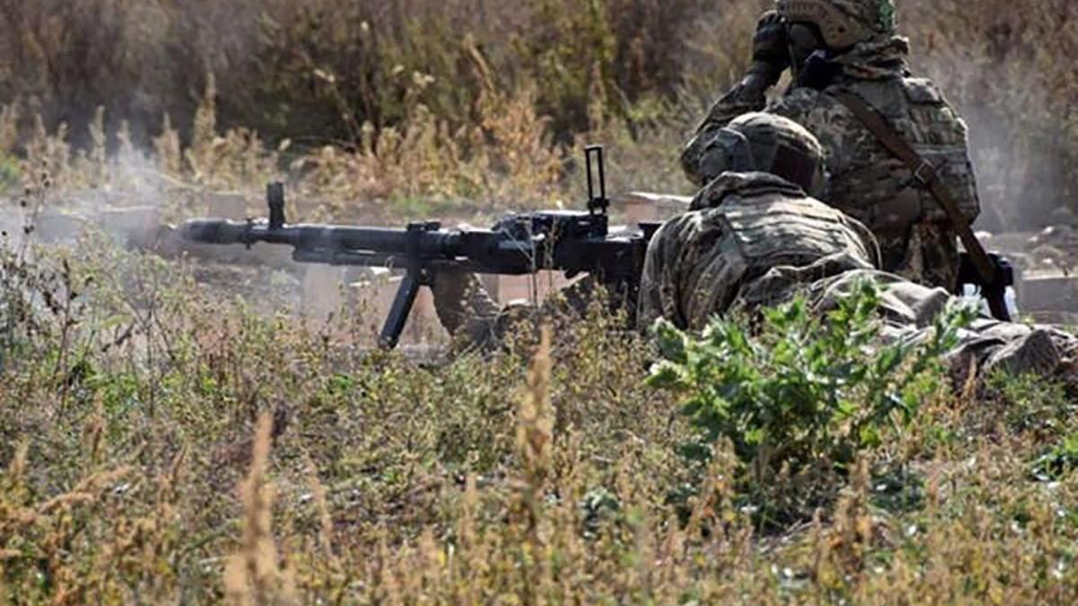 Бойовики обстріляли позиції ЗСУ з мінометів і гранатометів: де було найгарячіше