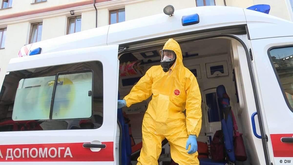 Коронавірус в Україні станом на 18 липня