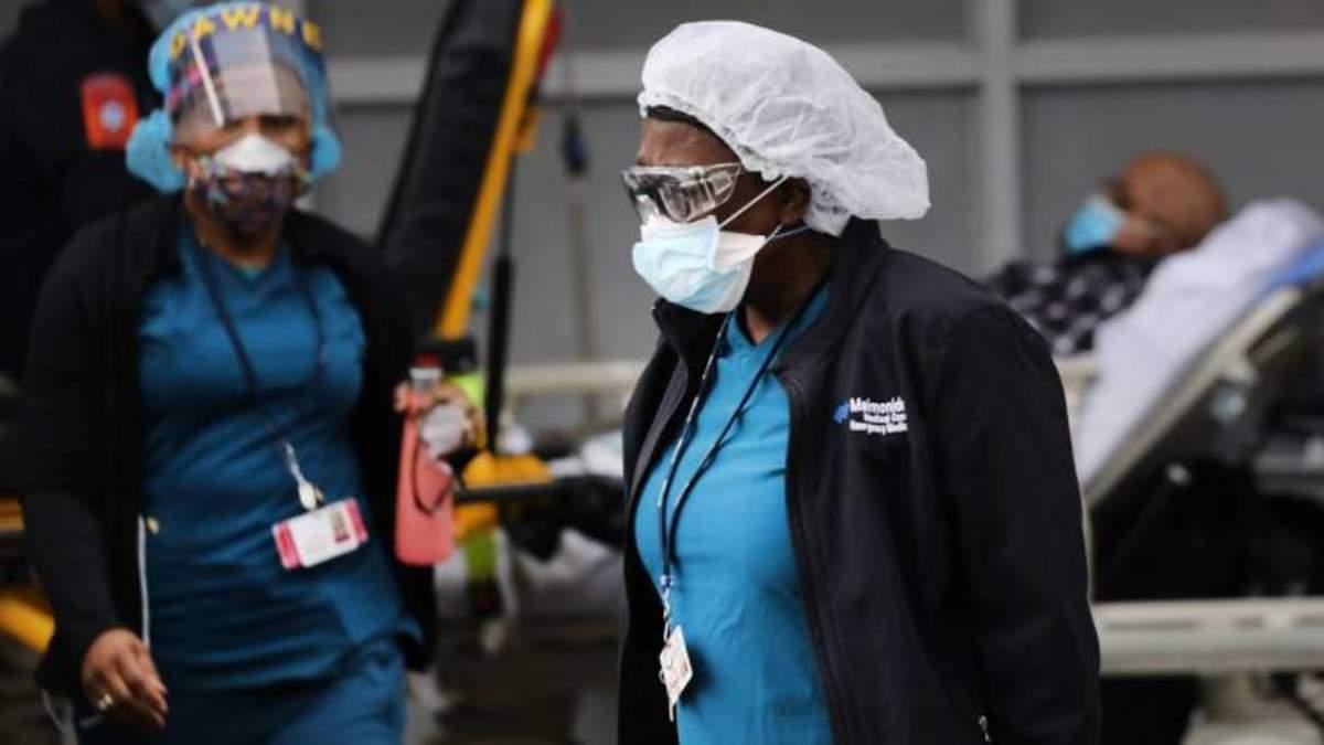 У США – випадки повторного зараження коронавірусом