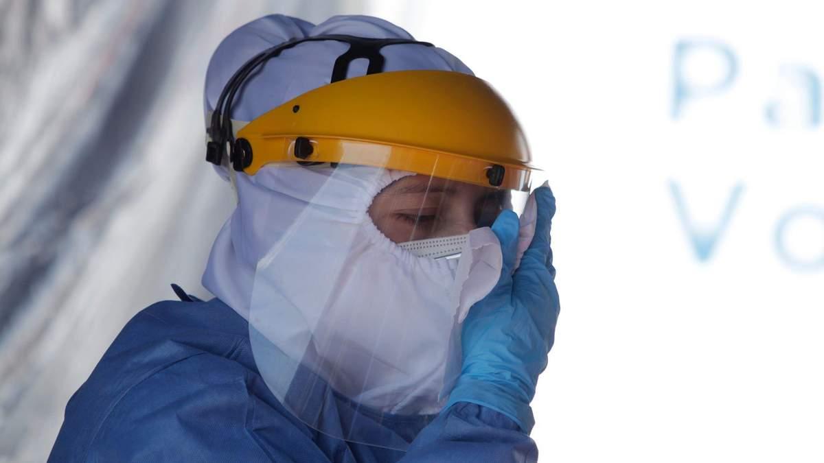 В Токио зарегистрировали наибольшее количество новых больных с начала пандемии коронавируса
