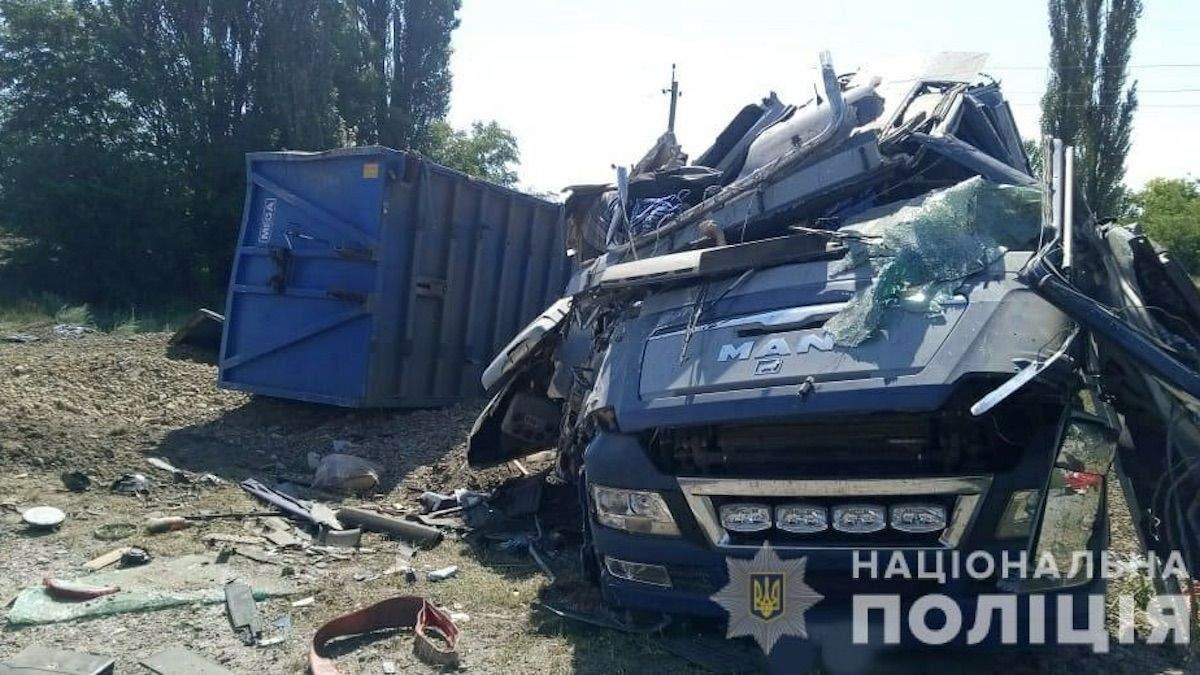ДТП на трасі Одеса – Рені 18 липня 2020: фото, є жертви