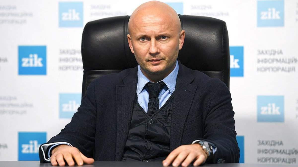 Олег Смалийчук