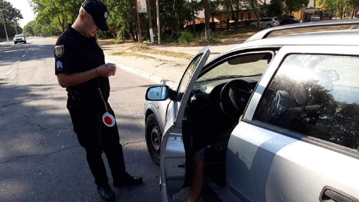 В Одесской области полиция будет круглосуточно контролировать безопасность дорожного движения