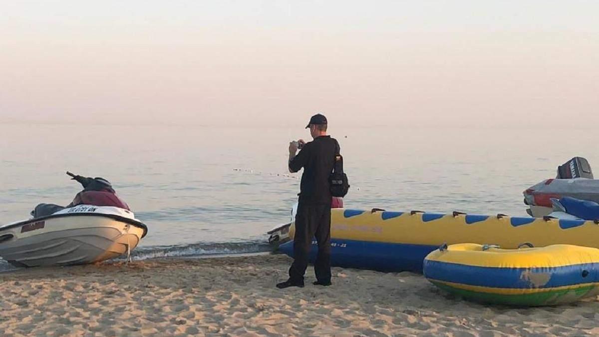 На Одещині гідроскутер врізався у відпочивальника: він загинув