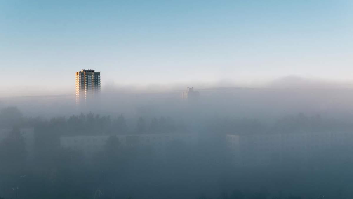 Загрязненный воздух в Киеве 19 июля 2020: что известно