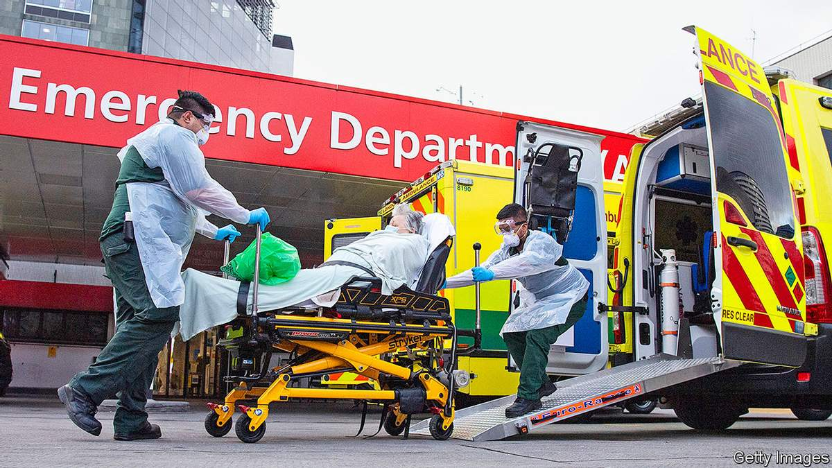 Великобритания пока не  публикует статистику смертности от COVID-19