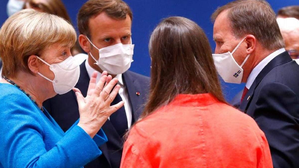 Саміт ЄС продовжили, однак він може завершитися нічим