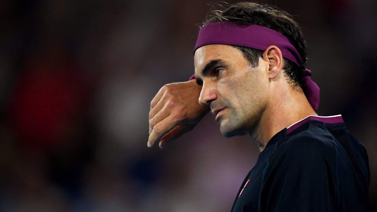 Коли Роджер Федерер завершить кар'єру тенісиста