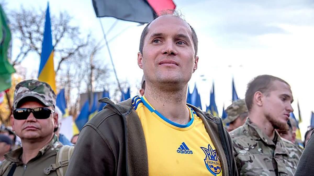 Коронавірус в журналіста Юрія Бутусова 19 липня 2020