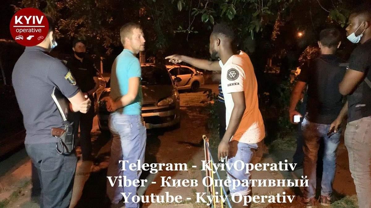 П'яні молодики в Києві напали на африканських студентів із ДР Конго