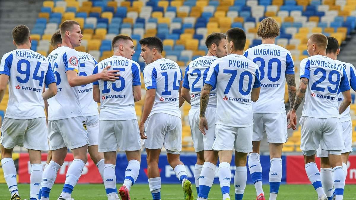 Динамо і Ліга чемпіонів 2020 – суперники, дата матчу