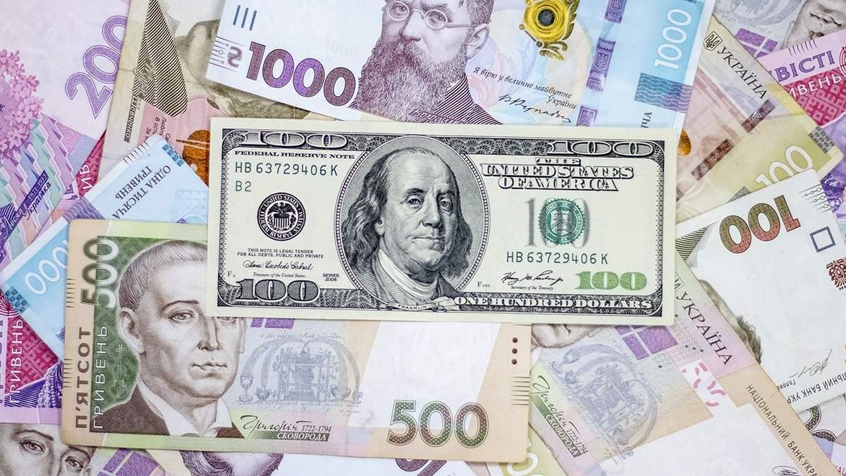 Готівковий курс євро, долара на 20 липня 2020 – курс валют
