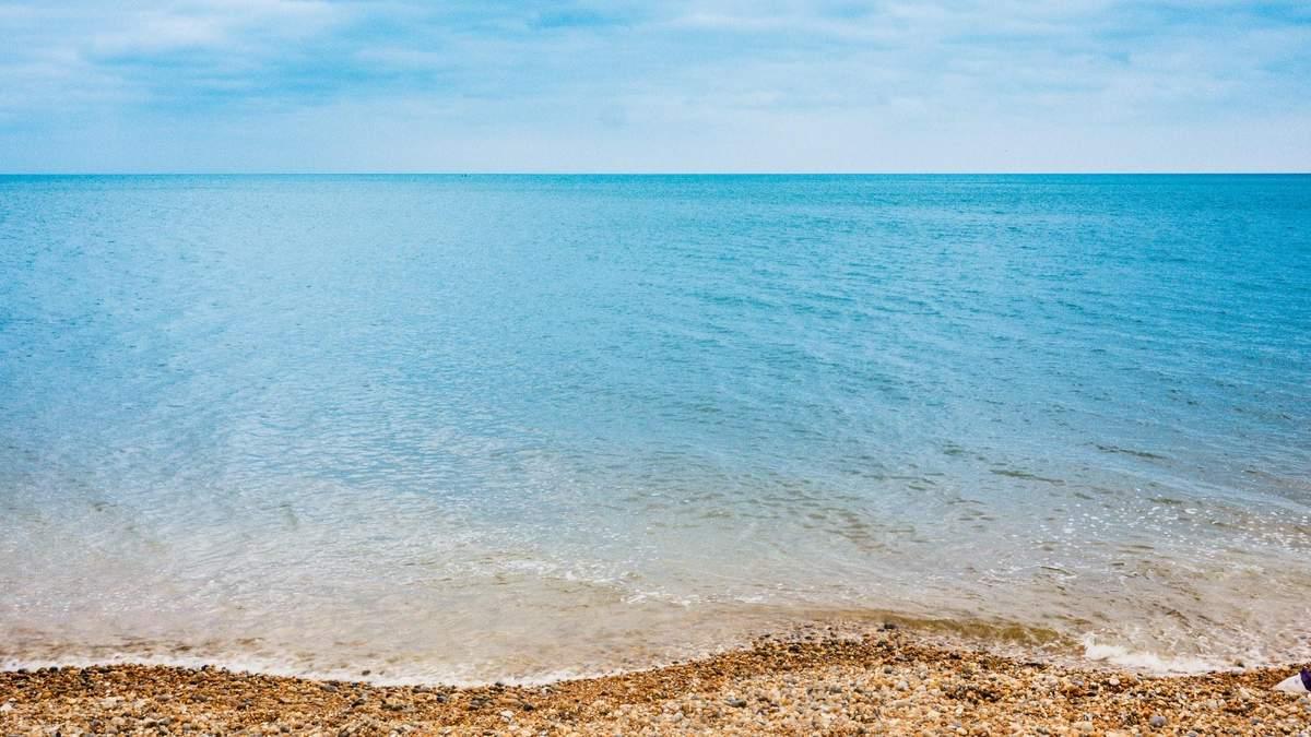 Не пийте морську воду