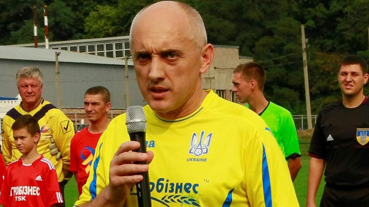 Олег Собуцький