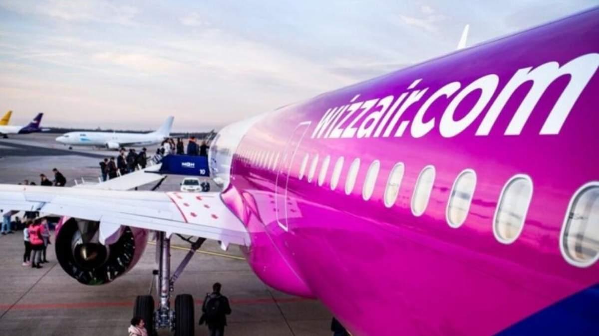 Wizz Air запустит маршруты из Украины в Италию: все о новых рейсы