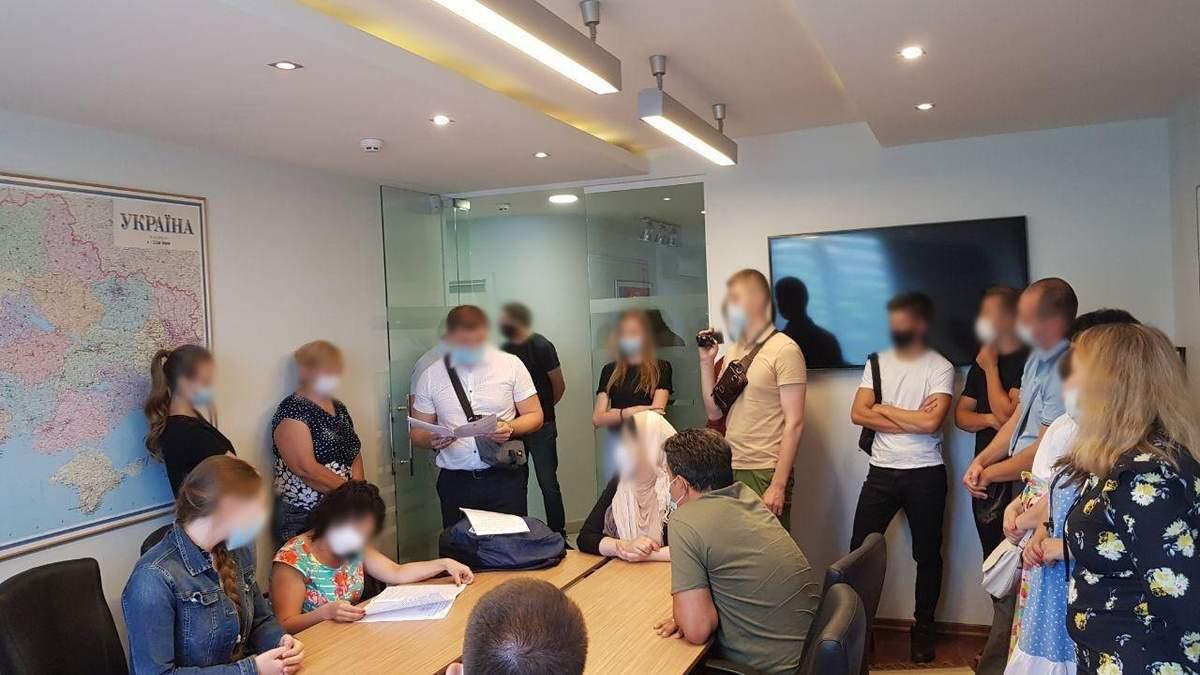 Следственные действия по делу Новака состоялись во Львове